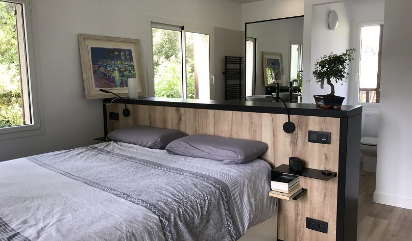 Capçalera dormitori